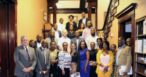 2019 Rwanda Ambassador Visit